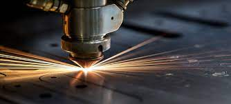 Laserowe cięcie metali